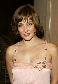 Amy Carlson at the New York Women of Film and Television 5th Annual Designing Hollywood Gala.