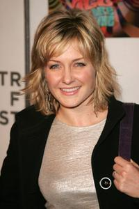 Amy Carlson at the screening of