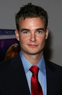 Robin Dunne at the premiere of