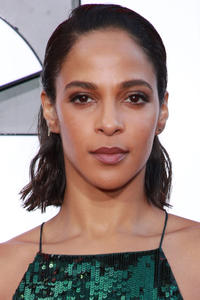 Megalyn Echikunwoke at the Los Angeles premiere of