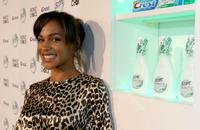Megalyn Echikunwoke at the Crest and Scope People's Choice nomination announcement.