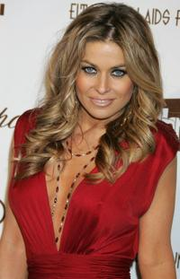 Carmen Electra at the 14th Annual Elton John Academy Awards party.