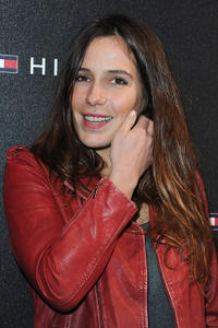 Zoe Felix at the Tommy Hilfiger Champs Elysee flagship opening in France.