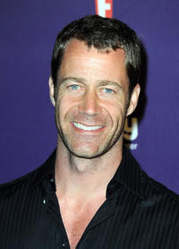Colin Ferguson at the SyFy/E! Comic-Con party in California.