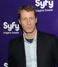 Colin Ferguson at the 2010 Syfy Upfront party in New York.