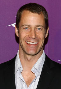 Colin Ferguson at the Sci Fi Channel 2008 Upfront party in New York.
