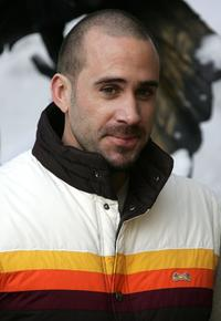 Joseph Fiennes at the Main Street during the 2006 Sundance Film Festival.