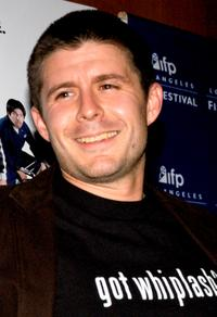 Rick Gomez at the premiere of