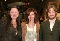 Camryn Manheim, Mary Steenburgen and Elden Henson at the screening of