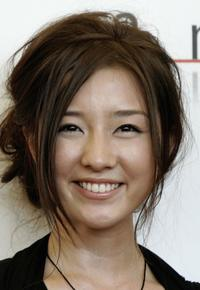 Ayumi Ito at the photocall of