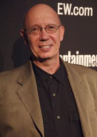 Dann Florek at the Entertainment Weekly's Oscar viewing party.