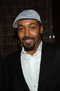 Jesse L. Martin at the Tribeca Film Institute Gala Benefit.
