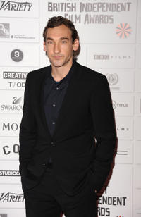 Joseph Mawle at the Moet British Independent Film Awards 2011 in London.
