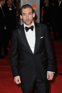 Joseph Mawle at the Orange British Academy Film Awards 2012 in London.