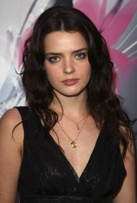 Roxane Mesquida at premiere of