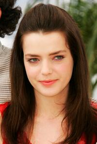 Roxane Mesquida at the photocall of
