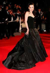 Roxane Mesquida at the premiere of