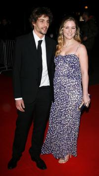 Natacha Regnier and Guest at the 32nd Cesars french film Awards ceremony.