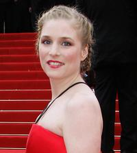 Natacha Regnier at the 60th International Cannes Film Festival.