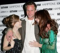 Amy Adams, Jeremy Sheffield and Debra Messing at the
