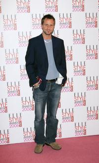 Jeremy Sheffield at the 2006 ELLE Style Awards.