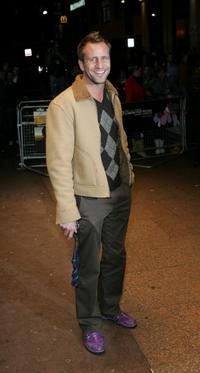 Jeremy Sheffield at the MTV gala screening of