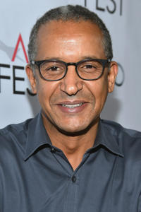 Abderrahmane Sissako at the AFI photocall for