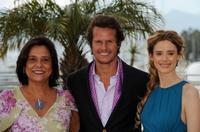 Ana Maria Magalhaes, Ricardo Trepa and Pilar Lopez at the photocall of