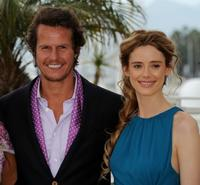 Ricardo Trepa and Pilar Lopez at the photocall of