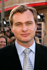 Director Christopher Nolan at the Hollywood premiere of