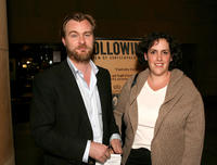 Christopher Nolan and Emma Thomas at the screening of