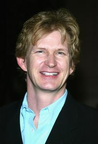 Bill Brochtrup at the NYPD season twelve wrap party.