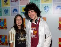 Alexa Nikolas and Sean Flynn at the premiere of