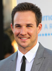 Ryan Merriman at the California premiere of