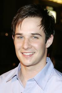 Ryan Merriman at the premiere of