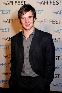 Ryan Merriman at the screening of