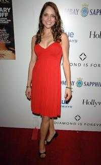 Brooke Nevin at the 4th Annual Hollywood Style Awards.
