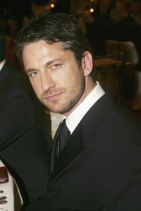 Gerard Butler at the 2005 Golden Kinnaree Awards in Bangkok, Thailand.