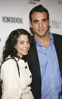 Annabella Sciorra and Bobby Cannavale at the 6th Annual Beverly Hills Film Festival Opening Night.