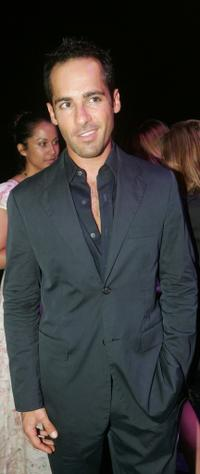Alex Dimitriades at the after party of the David Jones Winter 2008 Collection Launch A Japanese Story.