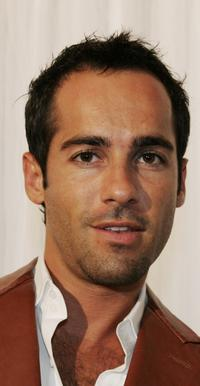 Alex Dimitriades at the official opening of the first Australian Coach store.