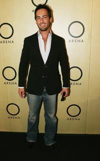 Alex Dimitriades at the Screen Actors Guild Awards Party.