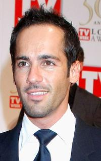 Alex Dimitriades at the 50th Annual TV Week Logie Awards.