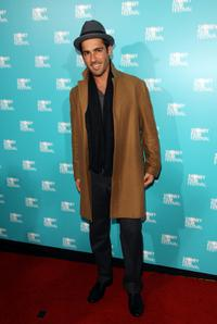 Alex Dimitriades at the Australian premiere of