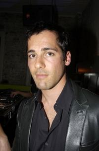 Alex Dimitriades at the launch of drama series