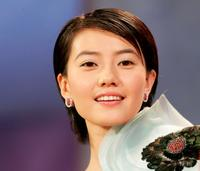Gao Yuanyuan at the 58th Annual International Cannes Film Festival Closing Ceremony.