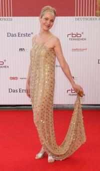 Jeanette Hain at the German Film Awards 2008.