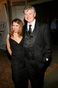 Dave Foley and guest at the Norby Walters' 16th Annual Night Of 100 Stars Oscar Gala.