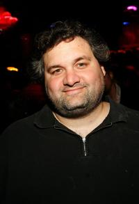 Artie Lange at the Dennis Hoppers birthday dinner.