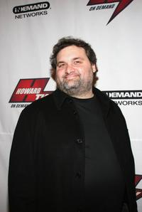 Artie Lange at the Howard Stern Film Festival.